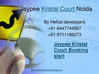 Jaypee Kristal Court