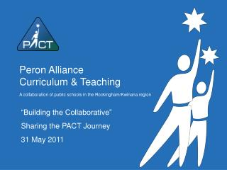 Peron Alliance Curriculum & Teaching