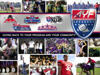 Who is American Youth Football ('AYF')?