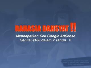 RAHASIA DAHSYAT !!