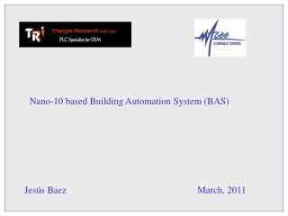 Nano-10 based Building Automation System (BAS)