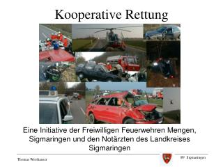 Kooperative Rettung