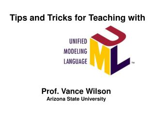 Tips and Tricks for Teaching with