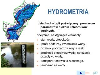 HYDROMETRIA