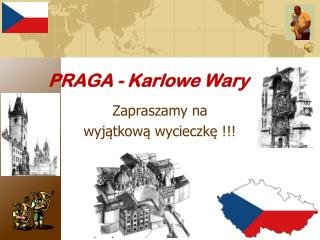 PRAGA - Karlowe Wary