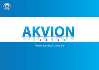 GENERAL  INFORMATION ABOUT AKVION COMPANY