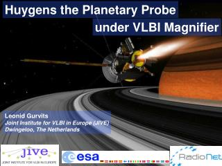 Huygens the Planetary Probe