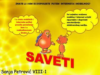 SAVETI
