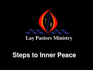 Lay Pastors Ministry