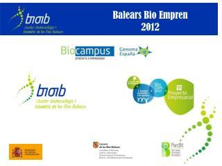 Balears Bio Empren 2012