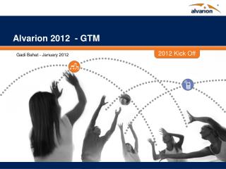 Alvarion 2012  - GTM