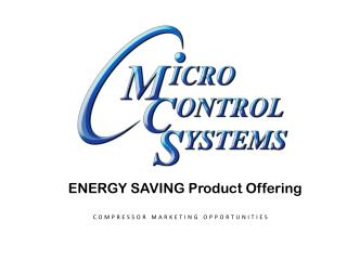 ENERGY SAVING Product Offering