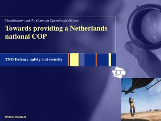 Towards providing a Netherlands national COP