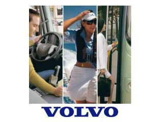 Grupo Volvo – Áreas de Negócios