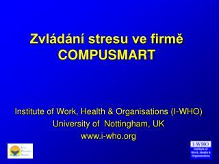 Zvládání stresu ve firmě  COMPUSMART