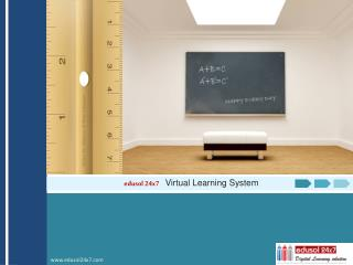 edusol  24x7   Virtual Learning System