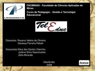 FACIMINAS - Faculdade de Ci�ncias Aplicadas de Minas