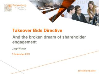 Takeover Bids Directive