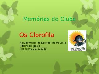 Memórias do Clube