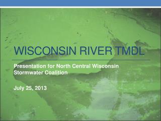 Wisconsin River TMDL