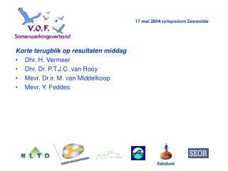 17 mei 2004 symposium Zeewolde