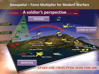 Geospatial – Force Multiplier for Modern Warfare