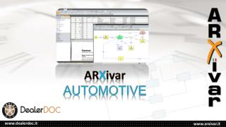 AR X ivar AUTOMOTIVE