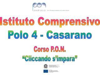 Istituto Comprensivo Polo 4 - Casarano