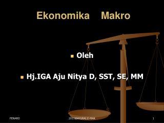Ekonomika    Makro