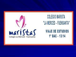 COLEGIO MARISTA
