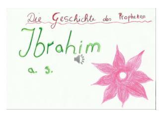 Zu der Zeit der Götzenanbetung sandte Allah den Propheten Ibrahim a.s. .