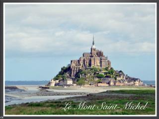 Le Mont St Michel By Alainchant931