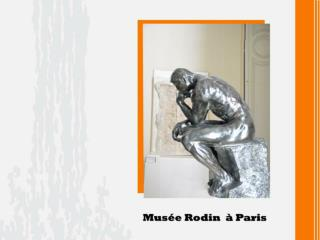 musee Rodin By Alainchant93