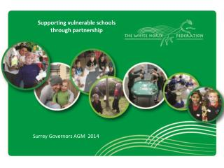 Supporting vulnerable schools through partnership