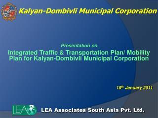 Kalyan-Dombivli Municipal Corporation