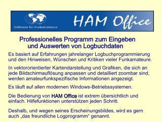 Installation von CD oder ZIP-Datei von qslonline.de