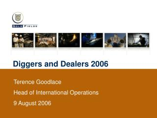 Diggers and Dealers 2006
