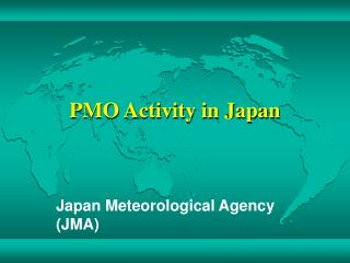 PMO Activity in Japan