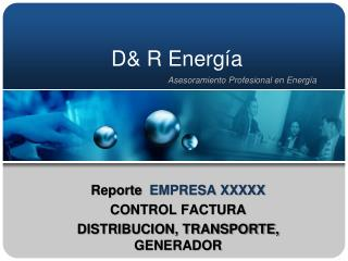 D& R Energía
