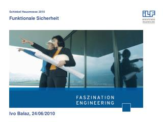 Schiebel Hausmesse 2010 Funktionale Sicherheit