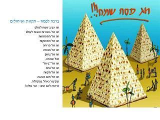 בצאת ישראל ממצרים