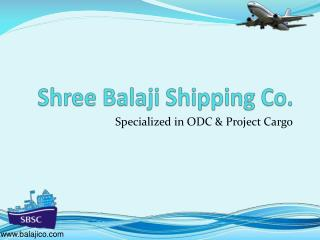 Shree  Balaji  Shipping Co.