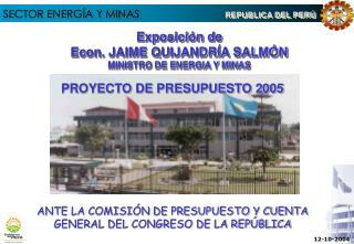 REPUBLICA DEL PERÚ