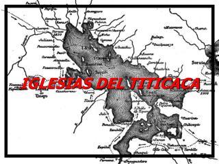 IGLESIAS DEL TITICACA