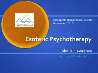 Esoteric Psychotherapy