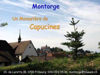 Un Monastère de