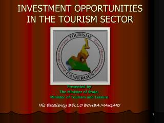 INVESTMENT OPPORTUNITIES IN THE TOURISM SECTOR