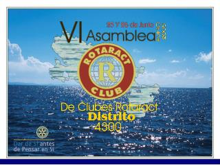 ROTARACT CLUB PUNO DISTRITO 4300