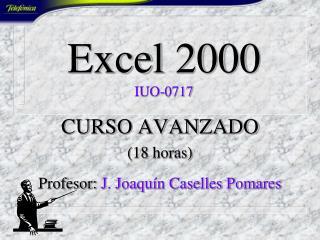 Excel 2000 IUO-0717