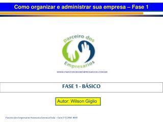 FASE 1 - BÁSICO